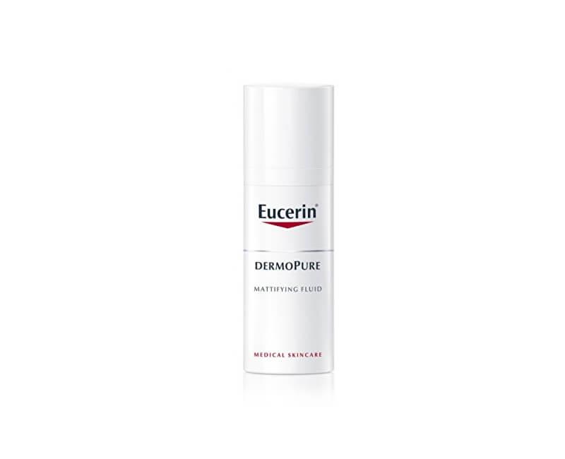 Eucerin Zmatňující emulze pro problematickou pleť DermoPure (Mattifying Fluid) 50 ml