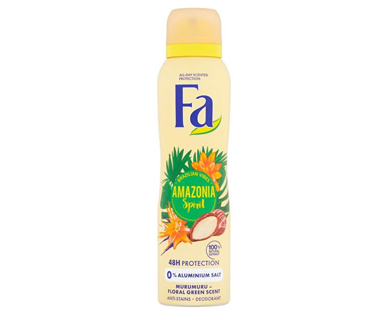 Fa Deodorant ve spreji Amazonia Spirit 150 ml
