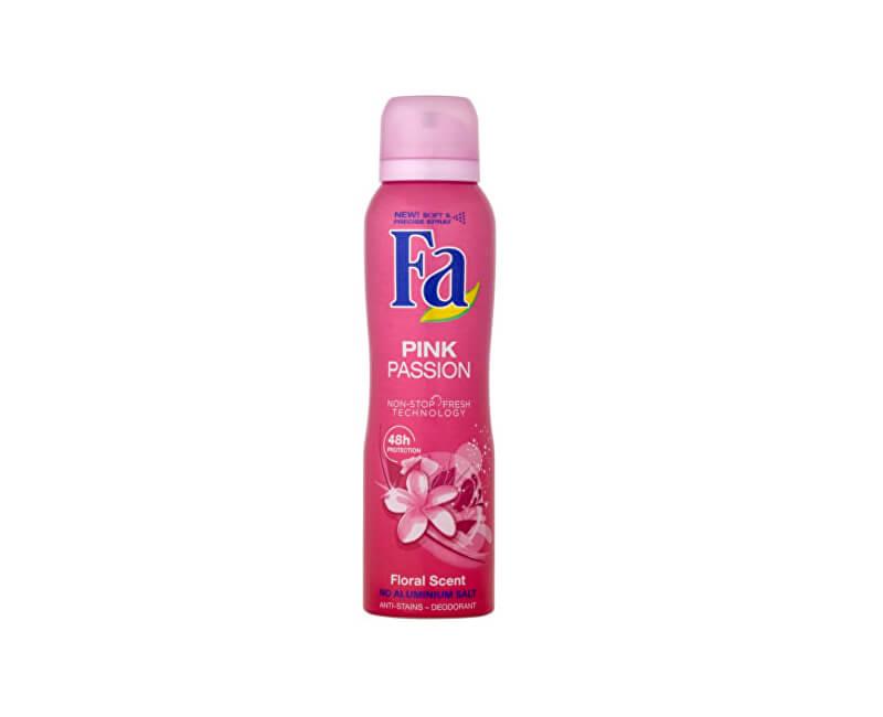 Fa Deodorant ve spreji Pink Passion (Anti-Stains Deodorant) 150 ml