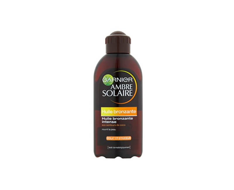 Garnier Kokosový opalovací olej SPF 2 Ambre Solaire 200 ml