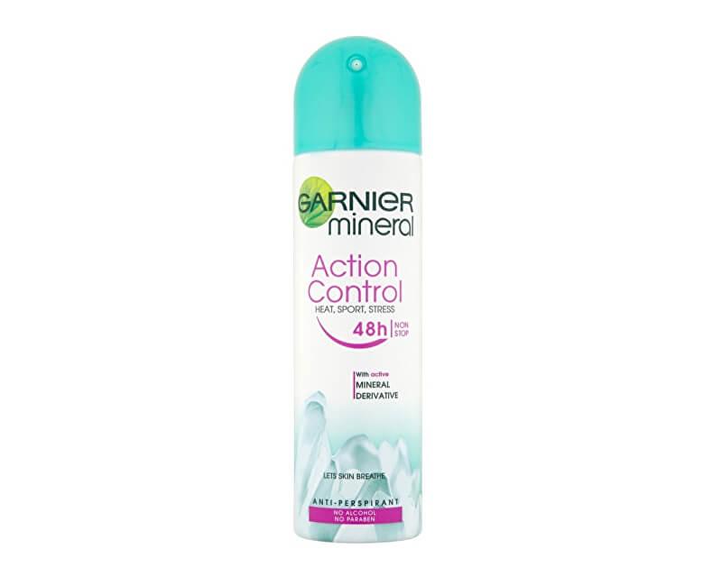 Garnier Minerální deodorant Action Control ve spreji pro ženy 150 ml