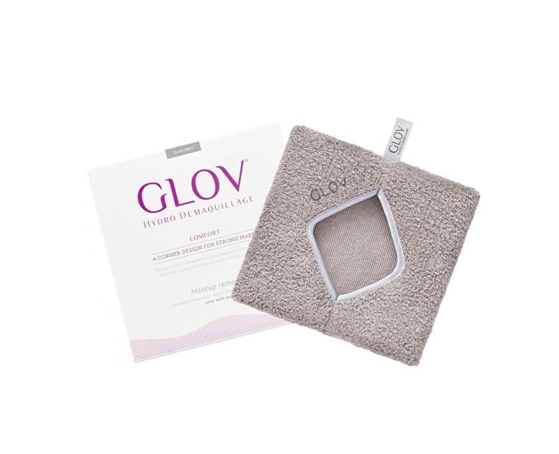 Glov Odličovací rukavice (Hydro Demaquillage Comfort) Glam grey 1 ks