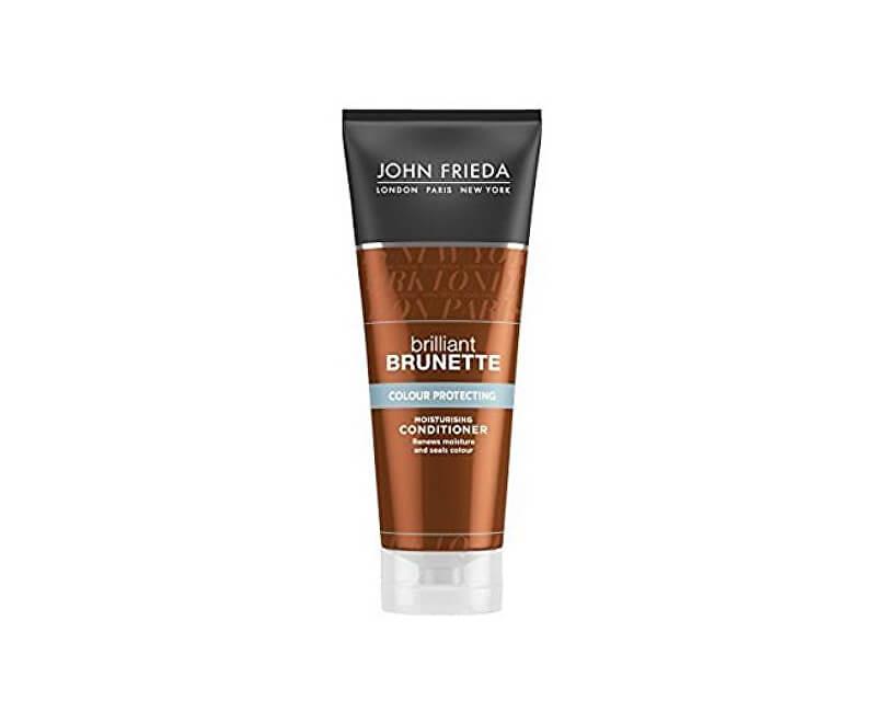 John Frieda Hydratační kondicionér pro barvené vlasy Brilliant Brunette Colour Protecting (Moisturising Conditioner) 250 ml
