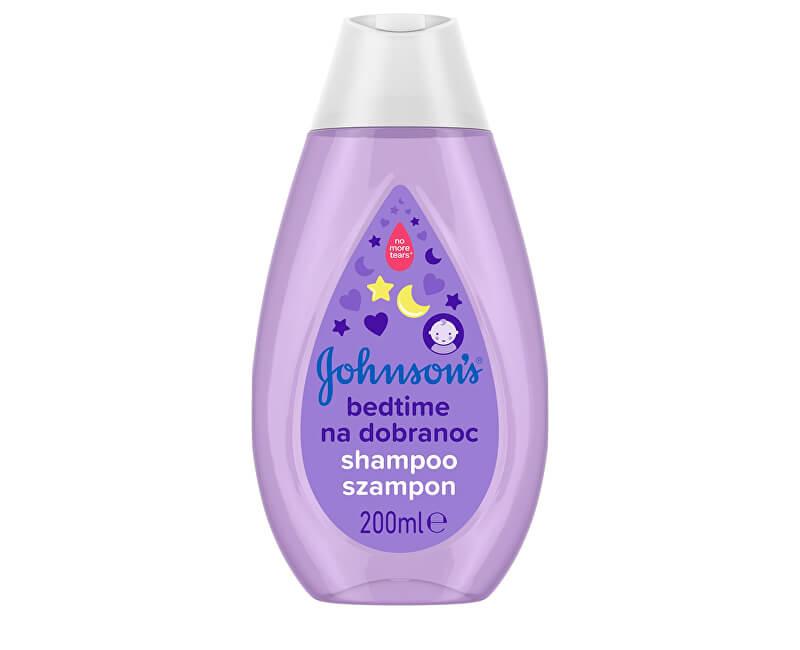 JOHNSON`S Baby Šampon pro dobré spaní Bedtime (Shampoo) 200 ml