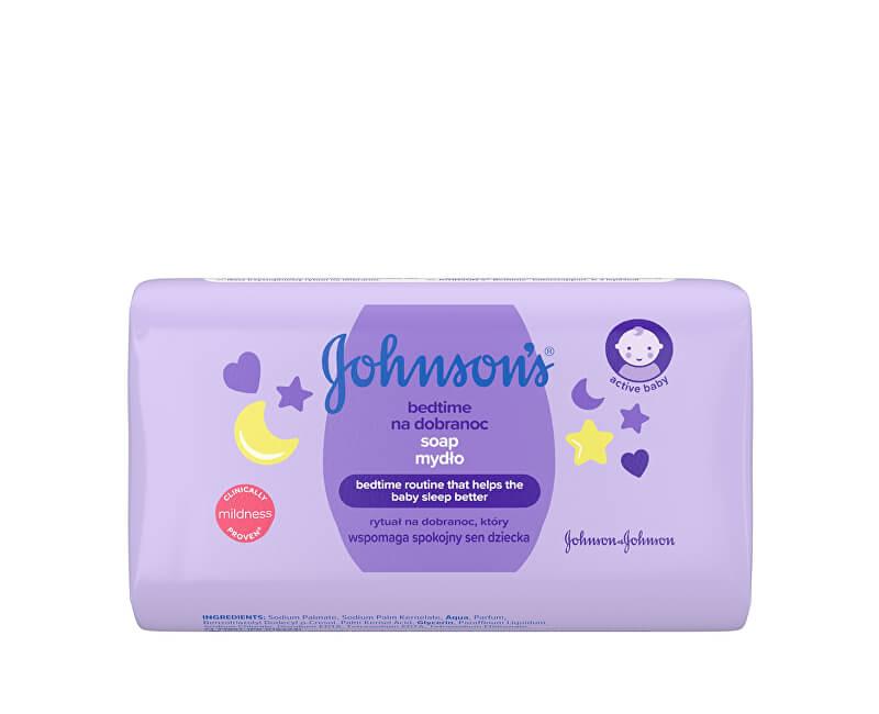JOHNSON`S Baby Mýdlo pro dobré spaní Baby 100 g