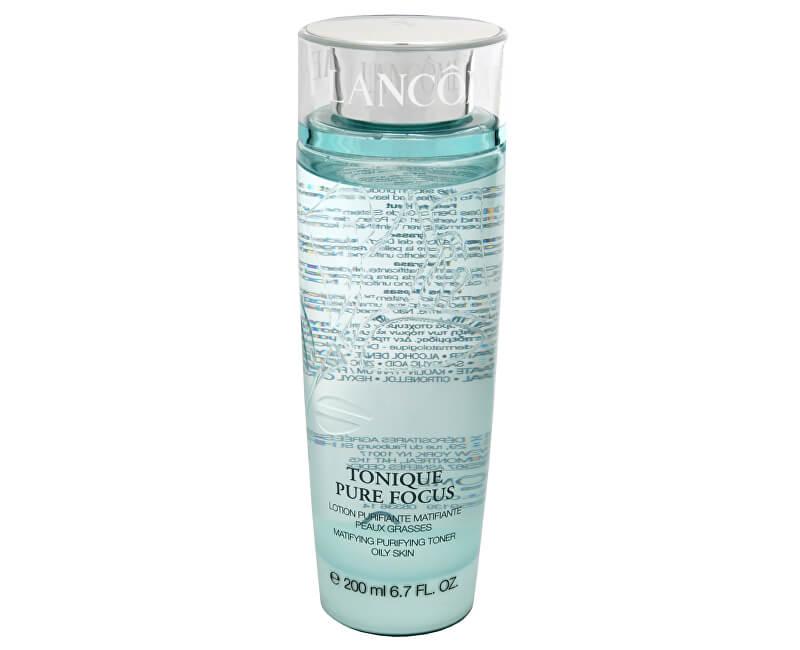 Lancome Čisticí tonikum na mastnou pleť Tonique Pure Focus (Matifying Purifying Toner) 200 ml