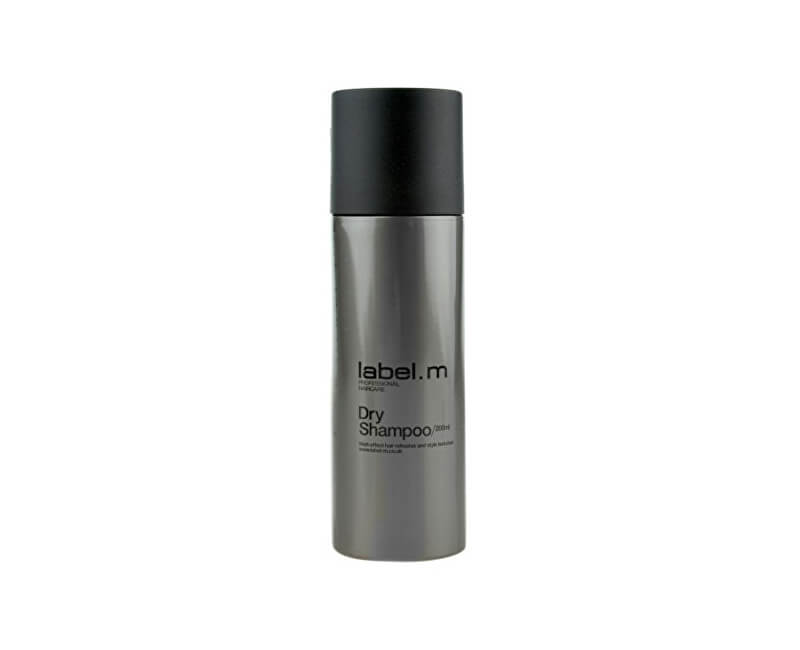 label.m Suchý šampon ve spreji (Dry Shampoo) 200 ml