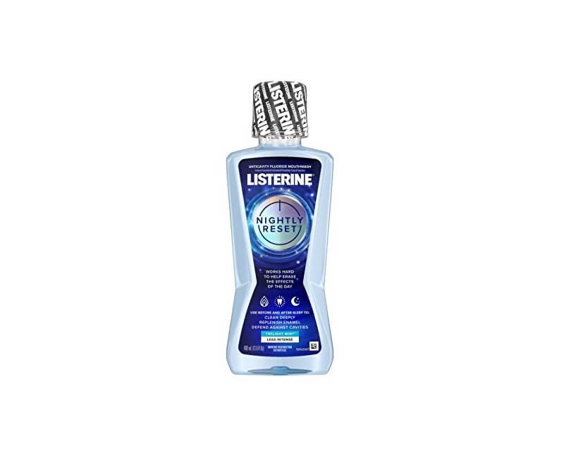 Listerine Ústní voda Nightly Reset 400 ml