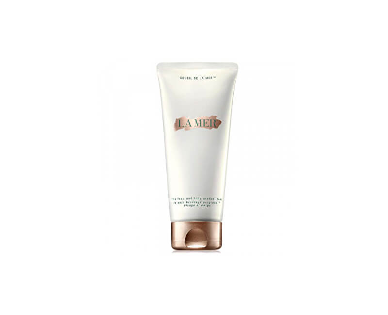 La Mer Osviežujúce samoopaľovacie mlieko Soleil De La Mer (The Face And Body Gradual Tan) 200 ml
