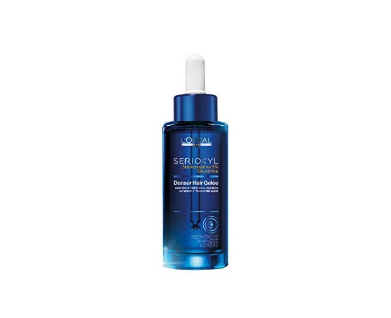 Loreal Professionnel Gel pro podporu hustoty u řídnoucích vlasů Serioxyl (Denser Hair Gelee) 90 ml