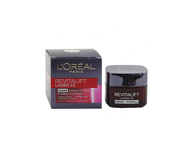 Omlazující krém Revitalift Laser X3 50 ml