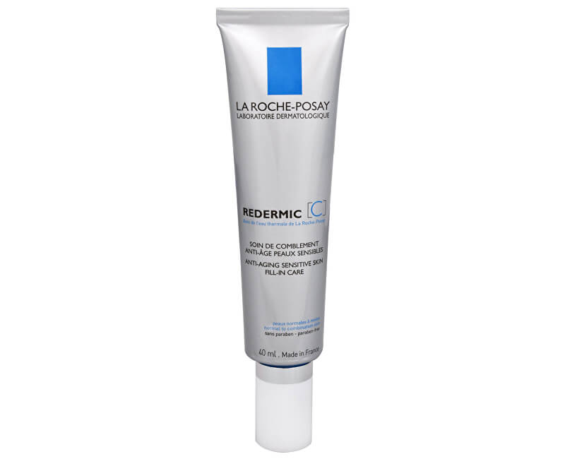 La Roche Posay Intenzivní zpevňující péče proti vráskám pro normální a smíšenou pleť Redermic (C) 40 ml