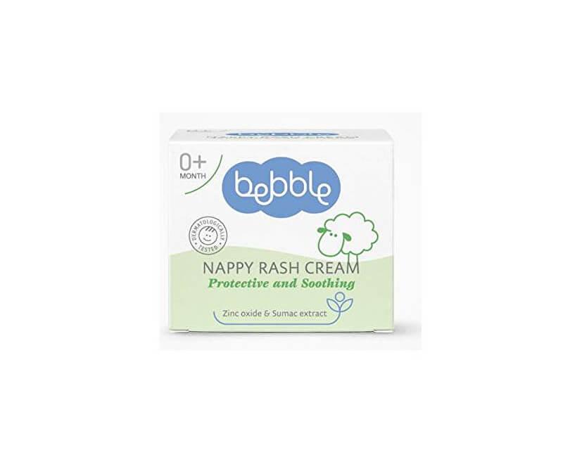 Lavena Dětský krém na opruzeniny Bebble (Nappy Rash Cream) 60 ml