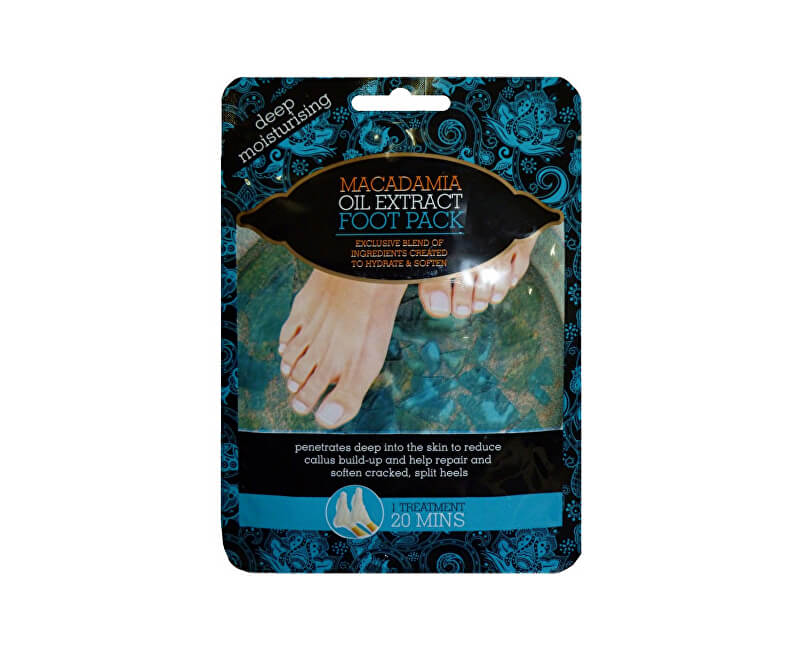 XPel Hydratační ponožky (Oil Extract Foot Pack)