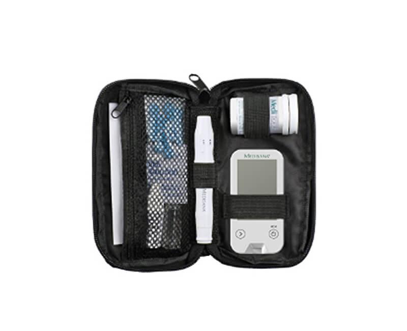 Medisana Startovací set k měření hladiny glukózy v krvi Meditouch 2 79034