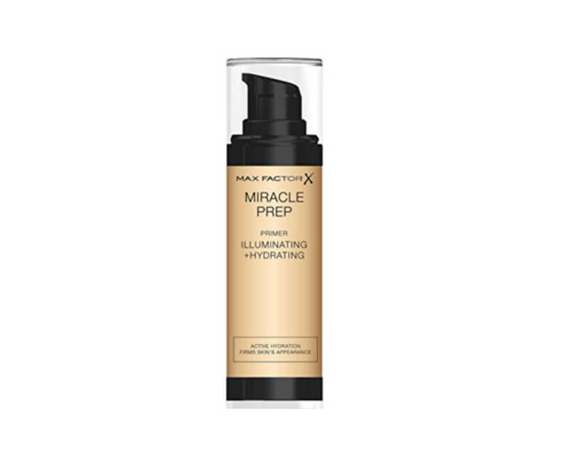 Max Factor Rozjasňující podkladová báze pod make-up Miracle Prep (Primer Illuminating and Hydrating) 30 ml