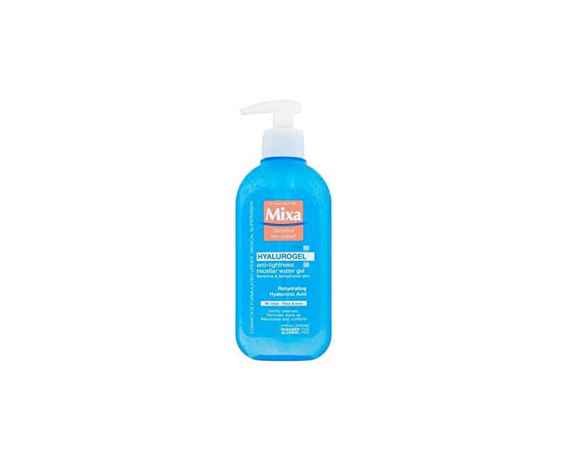 Mixa Hydratačný micelárny gél (Micellar Cleansing Gel) 200 ml