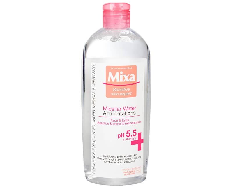 Mixa Micelárna voda proti podráždeniu pleti (Anti-Irritation Micellar Water) 400 ml