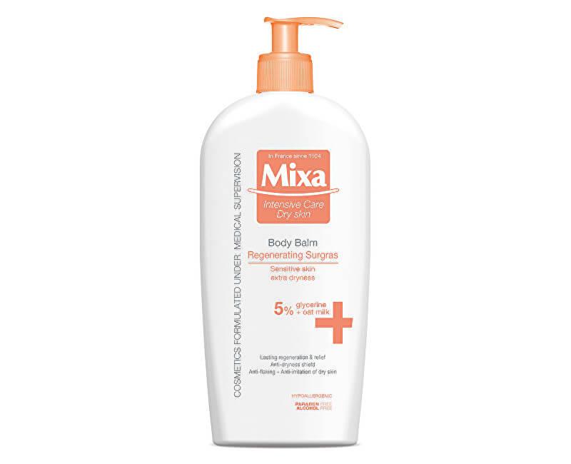 Mixa Regeneračné premasťujúci telové mlieko pre extra suchú pokožku 400 ml