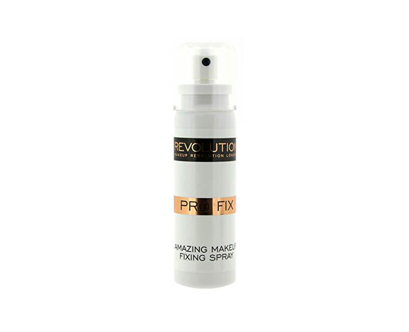 Makeup Revolution Fixační sprej na make-up (Pro Fix Makeup Fixing Spray) 100 ml