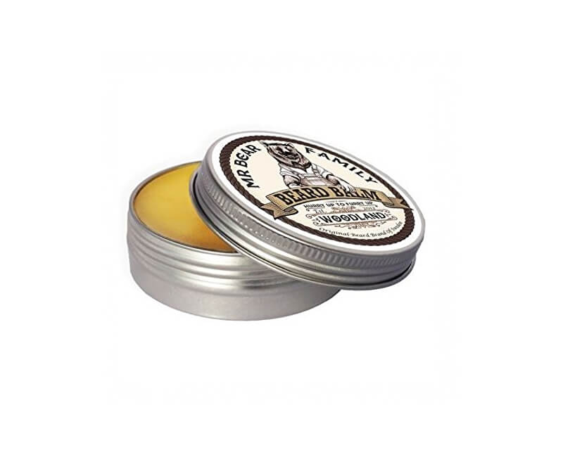 Mr. Bear Balzám na vousy Woodland (Beard Balm) 60 ml