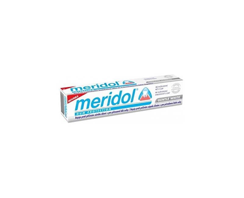 Meridol Zubní pasta s bělicím účinkem (Gentle White) 75 ml