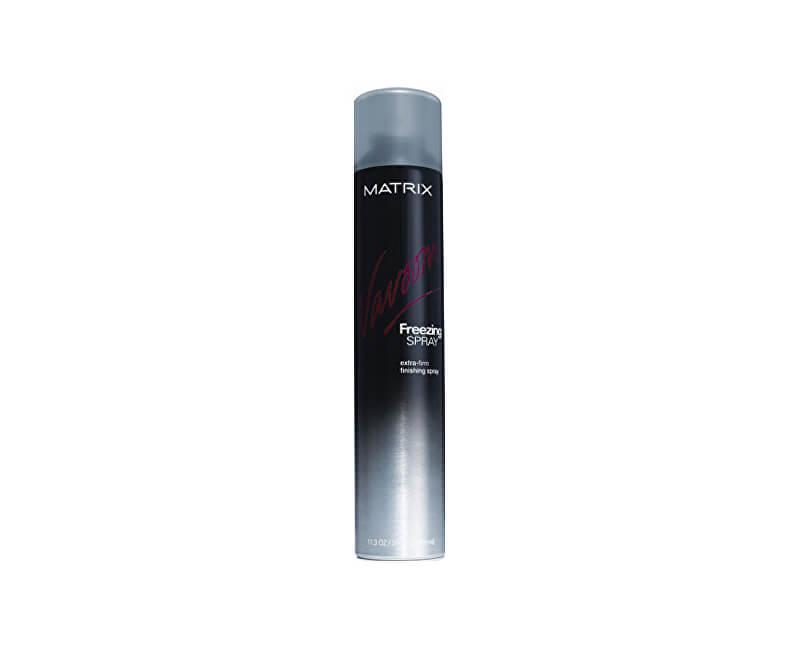 Matrix Extra silný lak na vlasy Vavoom Freezing Spray (Extra-Full Finishing Spray) 500 ml