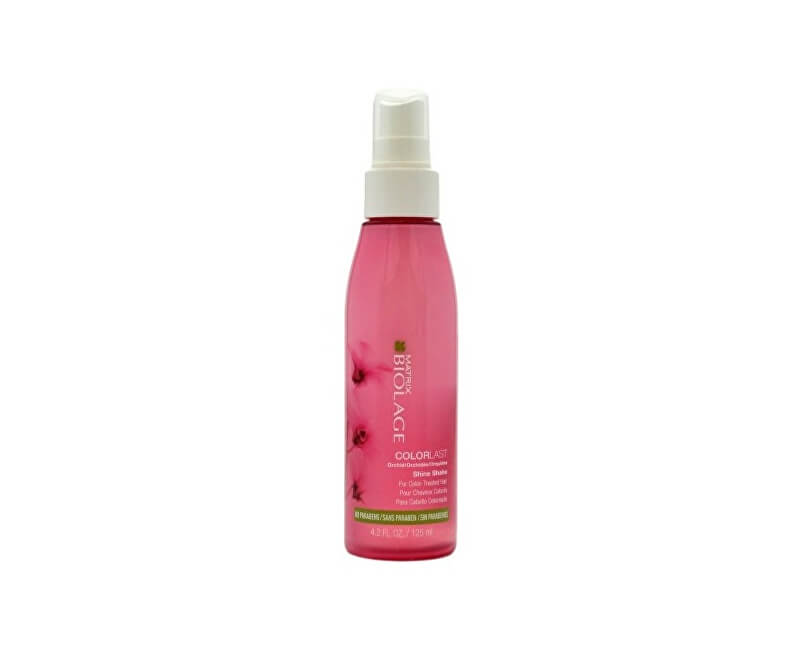 Matrix Bezoplachový kondicionér na barvené vlasy Matrix Biolage (Colorlast Shine Shake Spray) 125 ml