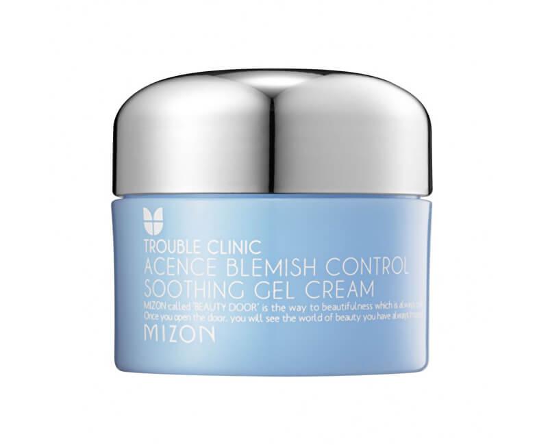 Mizon Gelový zklidňující hydratační krém Acence Blemish (Control Soothung Gel Cream) 50 ml