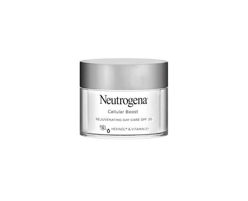 Neutrogena Omlazující denní krém s SPF 20 Cellular Boost (Rejuvenating Day Care) 50 ml