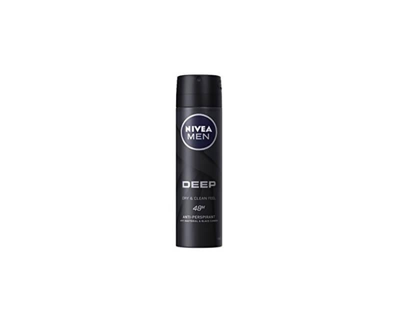 Nivea Antiperspirant ve spreji Deep 150 ml