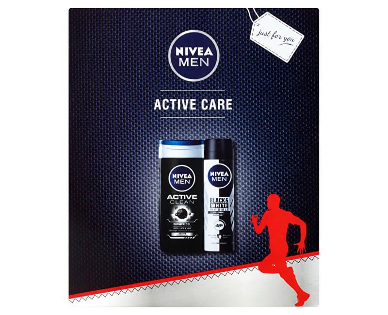 Nivea Dárková sada pro muže Active Care