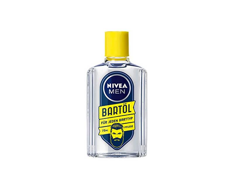 Nivea Pečující olej na vousy 75 ml