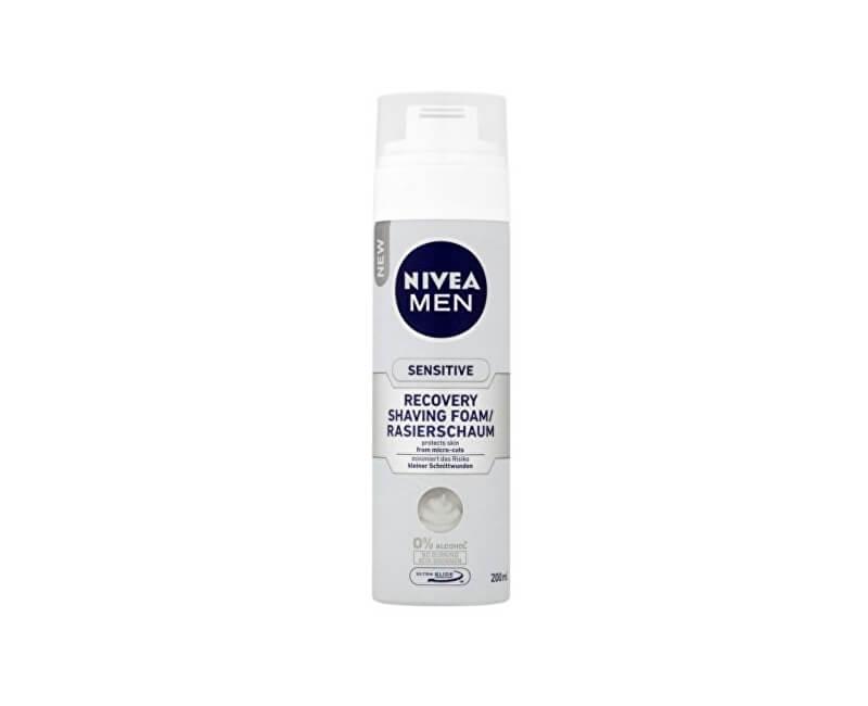 Nivea Pěna na holení pro muže Sensitive Recovery (Shaving Foam) 200 ml