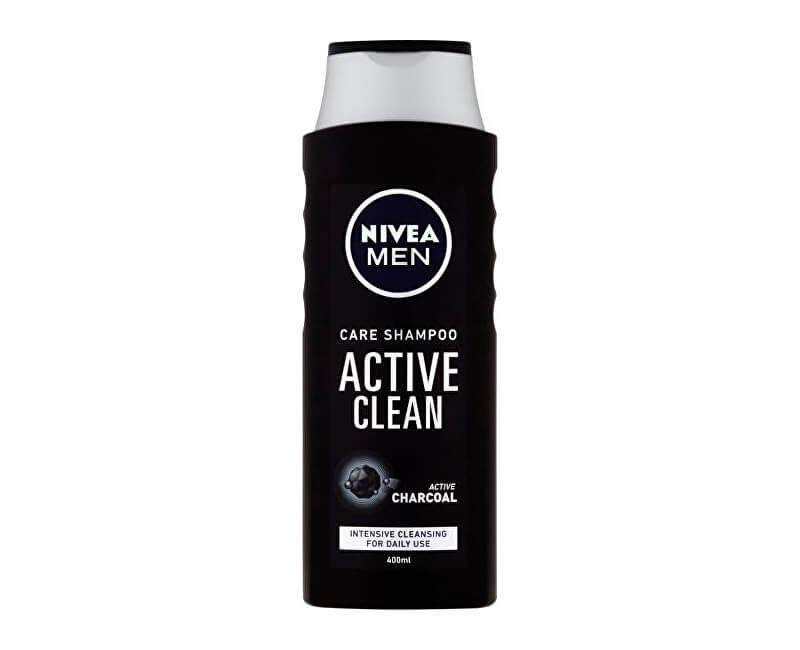 Nivea Šampon pro muže Active Clean 400 ml