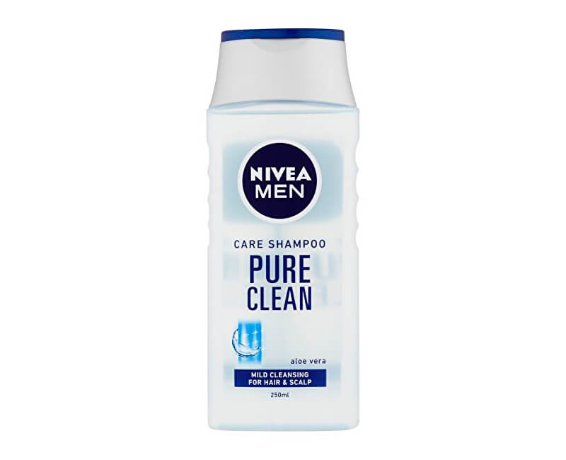 Nivea Šampon pro muže Pure Clean (Care Shampoo) 250 ml
