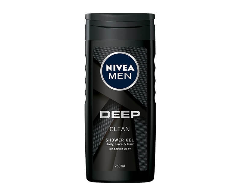 Nivea Sprchový gel pro muže Deep (Clean Shower Gel) 250 ml