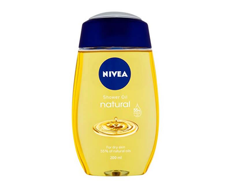 Nivea Sprchový olej pro velmi suchou pokožku Natural Oil 200 ml