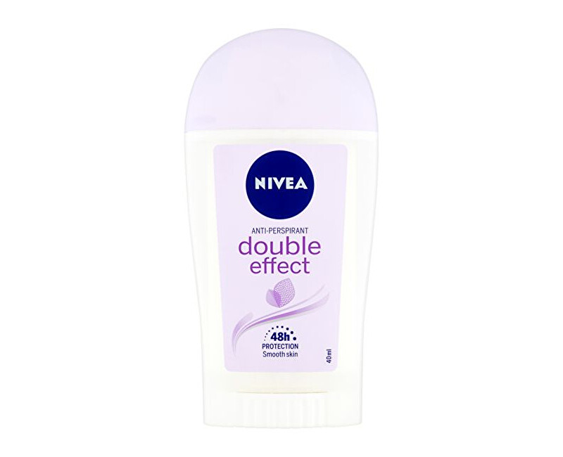 Nivea Tuhý antiperspirant Double Effect Violet Senses (Antiperspirant) 40 ml