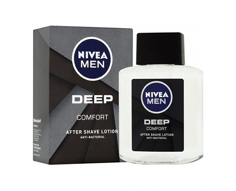Nivea Voda po holení Deep (Comfort After Shave Lotion) 100 ml