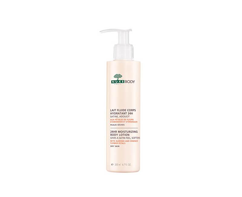 Nuxe Hydratační tělové mléko pro suchou pokožku Body (24hr Moisturizing Body Lotion) 200 ml