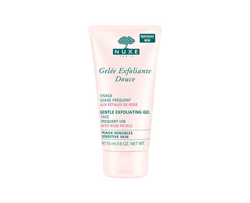 Nuxe Jemný exfoliačný gél (Gentle Exfoliating Gel) 75 ml