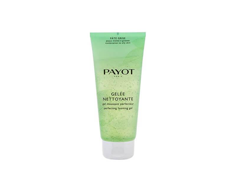 Payot Gel-peeling decurățare - potrivit pentru pielea grasă și problematică (Grey Paste Cleansing) 200 ml