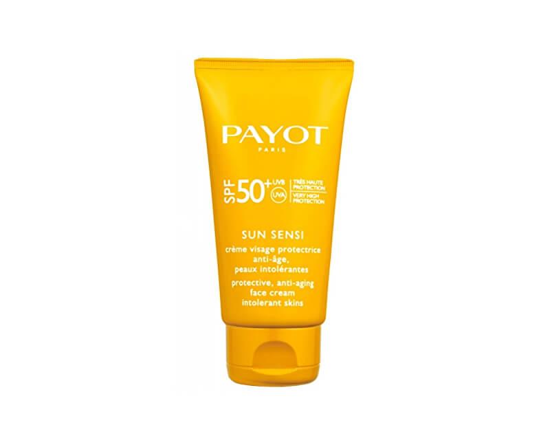 Payot Crema anti-aging de protecție solara pentru piele sensibila SPF 50+ Sun Sensi (Protective Anti-Aging Face Cream) 50 ml