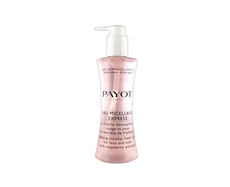 Payot Demachiant expres fresh 3in1  Eau Micellaire Express (Cleansing Micellat Fresh Vater) 200 ml
