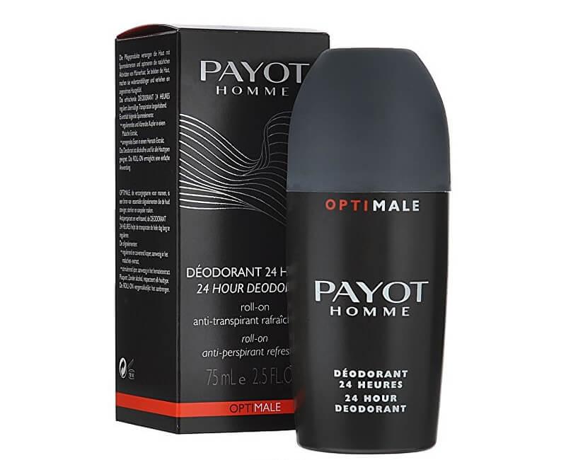 Payot Antiperspirant fresh roll-on Homme Optimale (24 Hour Deodorant) 75 ml