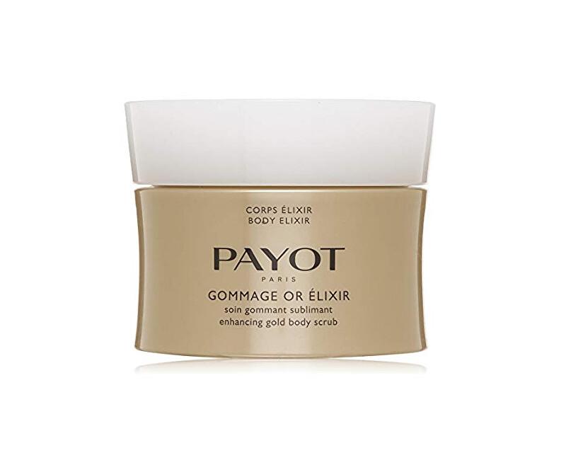 Payot Peeling de corp revigorantGommage Or Elixir (Enhancing Gold Body Scrub) 200 ml