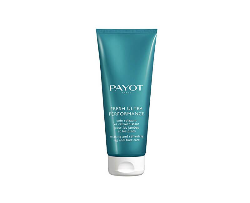 Payot Îngrijire relaxantă și revigorantă pentru picioare Fresh Ultra Performance (Relaxing And Refreshing Leg and Foot Care) 200 ml