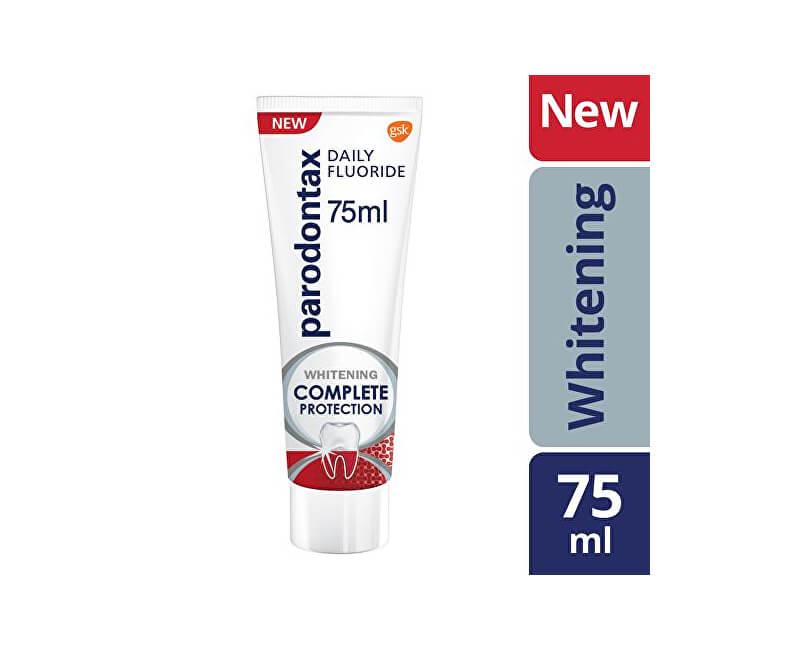 Parodontax Zubní pasta Kompletní ochrana Whitening 75 ml