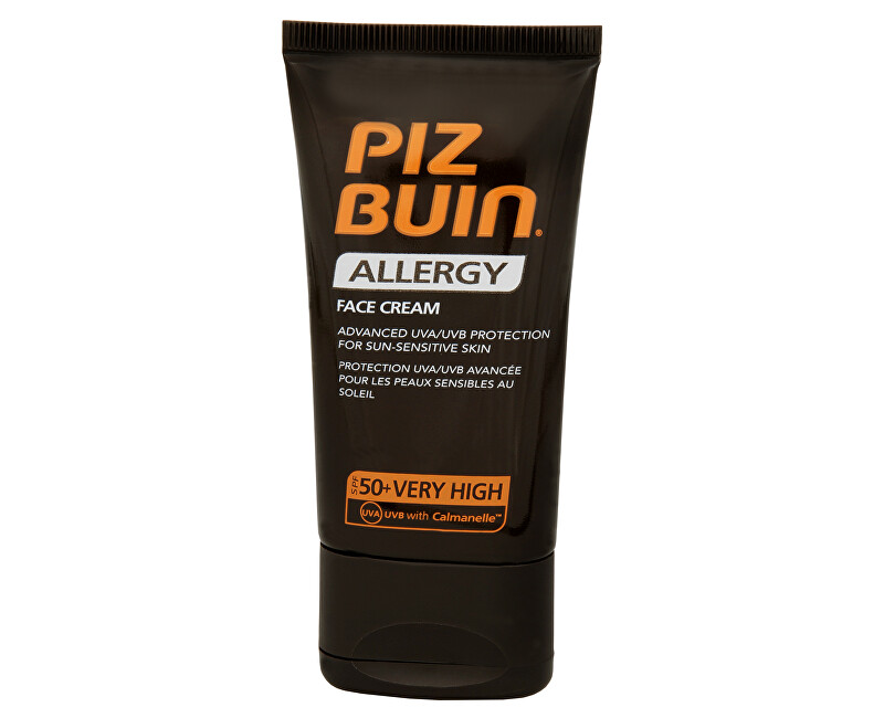 Piz Buin Crema de protectie solara SPF 50+ (Allergy Face Cream) 50 ml